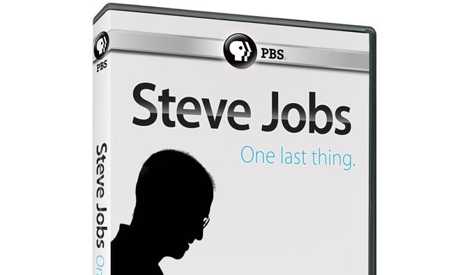 Documental One Last Thing de Steve Jobs en DVD