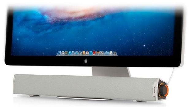 Dale un upgrade al sonido de tu Mac con XtremeMac Tango Bar 1