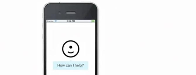 Evi, el Siri para el iPhone 4