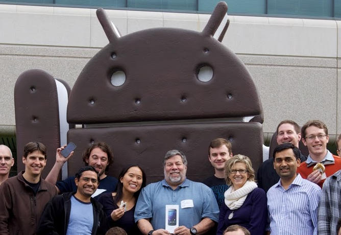 Android: GingerBread será la versión 2.3 y HoneyComb la 3.0 8