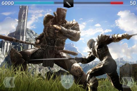 Infinity Blade recibe nuevo paquete de contenido, version 1.31 9