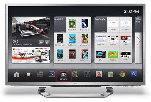 CES 2012: Google hace alianza con LG, Samsung, Sony y ARM para mostrar su nuevo dispositivo TV 3