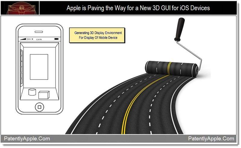 Apple ya piensa en la tecnología 3D 5