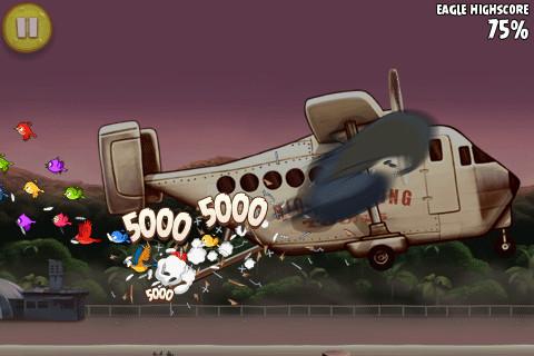 Angry Birds cumple 2 años y ellos traen los regalos 7