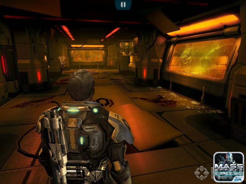Electronic Arts anuncia Mass Effect Infiltrator para iOS 3