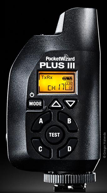 PocketWizard Plus III