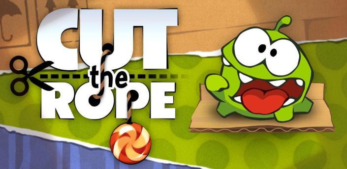 Cut the Rope se actualiza a la versión 1.1 2