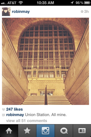 Descarga Instagram para iPhone, versión 2.1 1