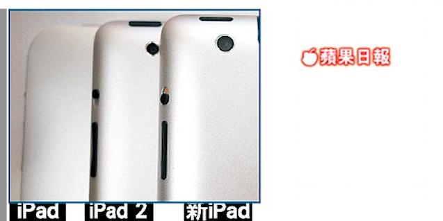 Nuevo rumor del iPad 3, habla de una cámara de 8 megapíxeles 2