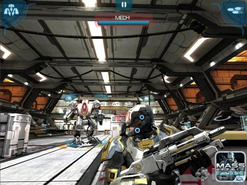 Electronic Arts anuncia Mass Effect Infiltrator para iOS 2