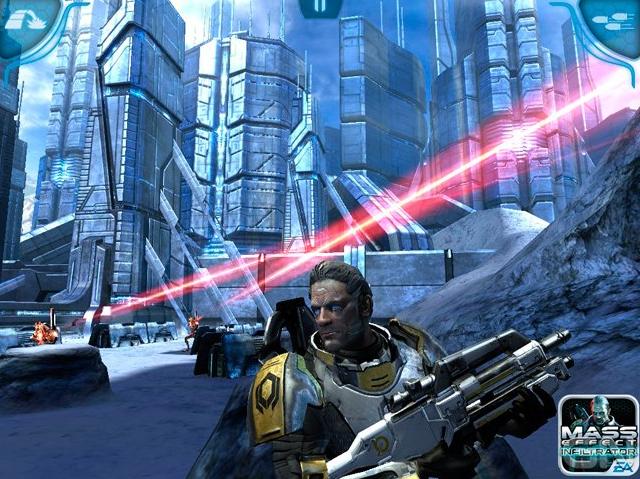 Electronic Arts anuncia Mass Effect Infiltrator para iOS 1