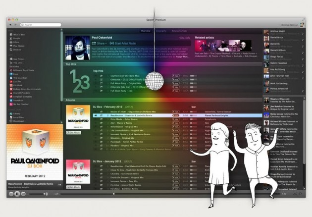 Spotify recibe una actualización y recibe la función crossfading para amenizar nuestras fiestas 8