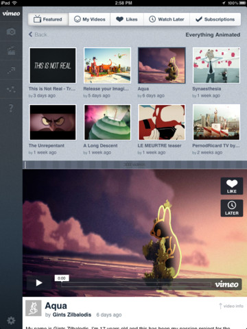 Adobe Photoshop Touch para iPad  1