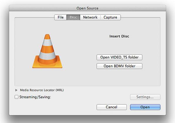 Descarga VLC media player 0.8.6f para Mac OS X , Windows y Linux 4