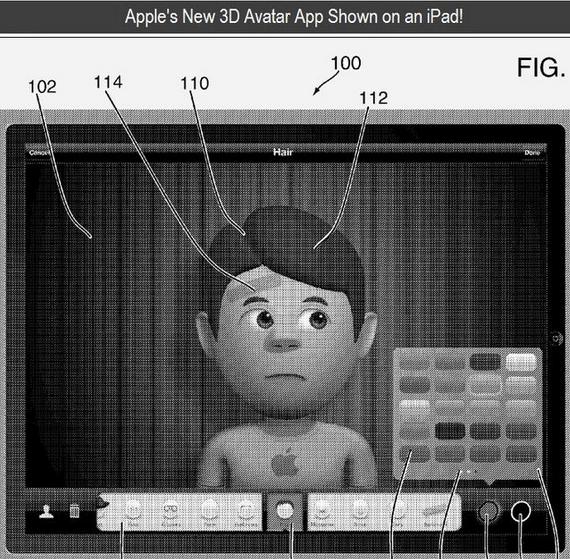 Apple ya piensa en la tecnología 3D 4