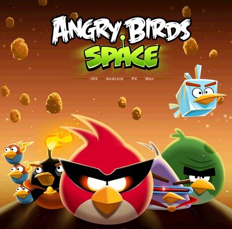 Descarga Angry Birds Space 1.1.0 para iPad e iPhone 8