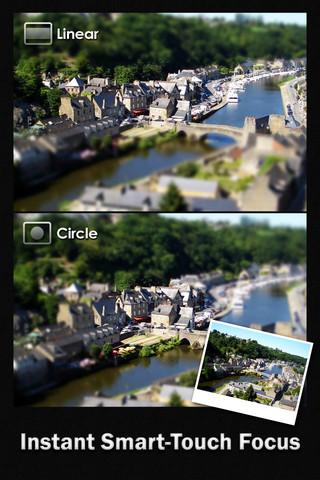 Descarga la aplicación Big Lens para iPhone y añade el efecto bokeh a tus fotografías 1