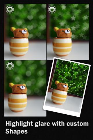 Descarga la aplicación Big Lens para iPhone y añade el efecto bokeh a tus fotografías 3