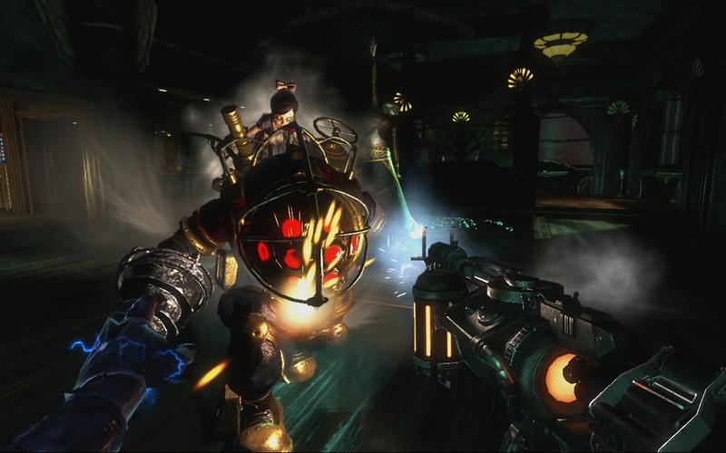 Descarga Bioshock 2 para Mac