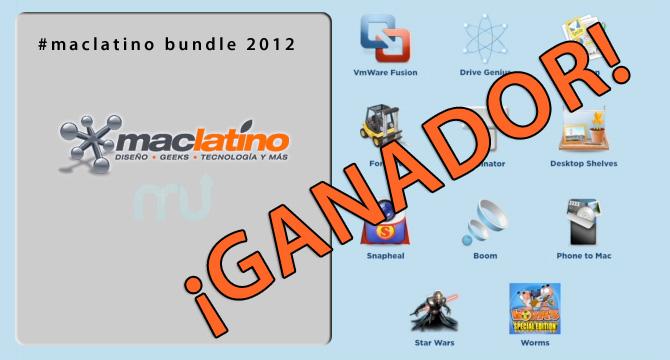 Ganador del MacUpdate Bundle de Marzo 2012 1