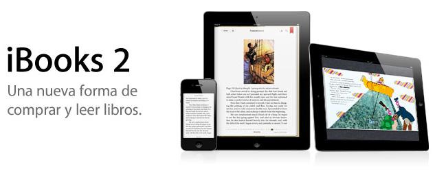 iBooks se actualiza a la versión 1.2 1