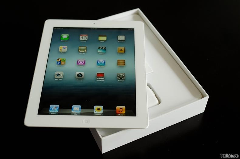 Unboxing del nuevo iPad antes de su llegada a las tiendas 1