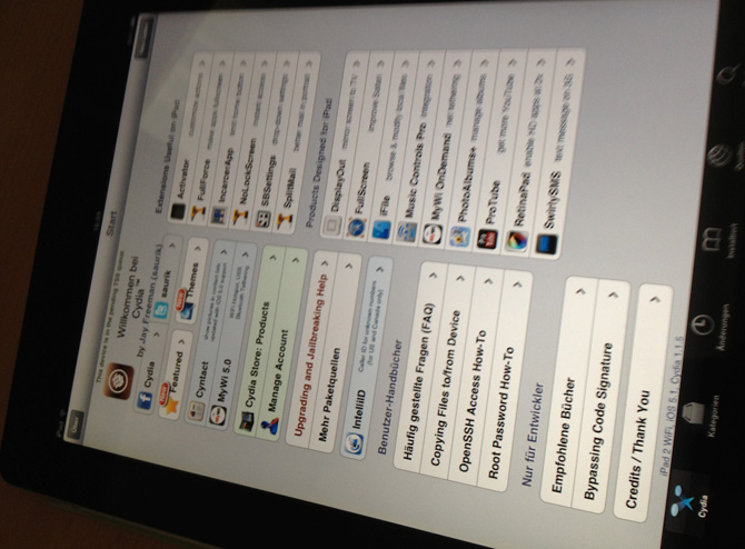 Jailbreak 5.1 iPad 2 Conseguido! 4