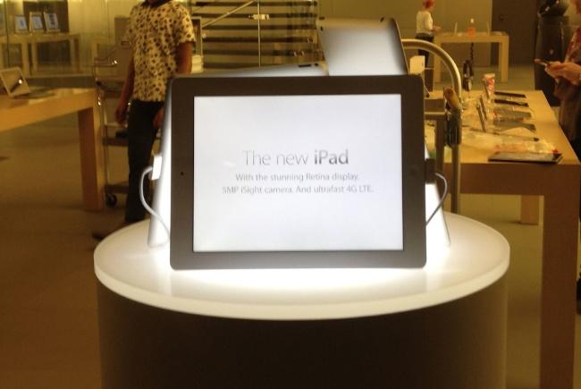 Apple vendió más de 3 millones de unidades de iPads el fin de semana 1