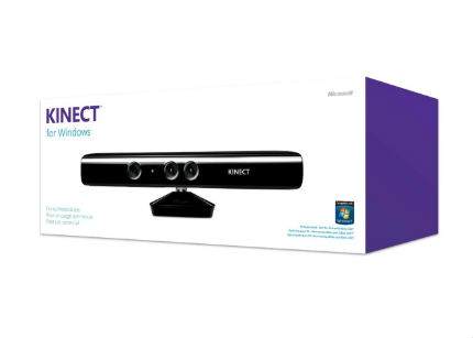 Kinect 1.5 para Windows llegara en mayo 1