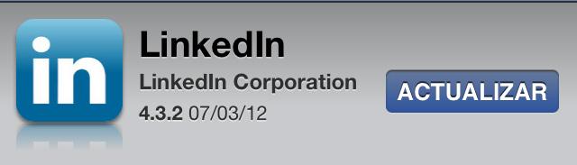 LinkedIn 4.3.2 para iPhone corrige algunos detalles 10
