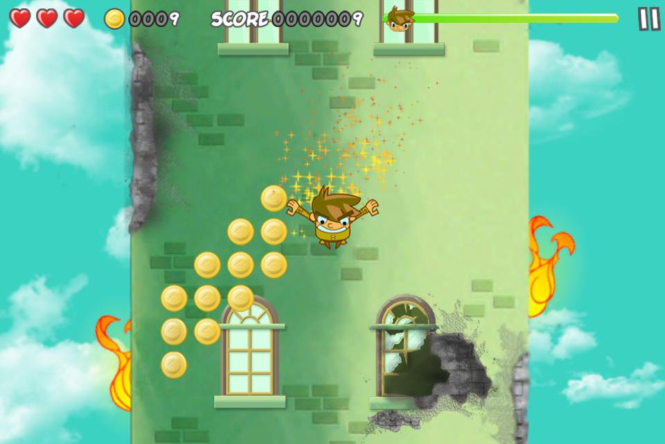 SkyHero, un juego hecho por mexicanos que se prepara para llegar a la App Store 1