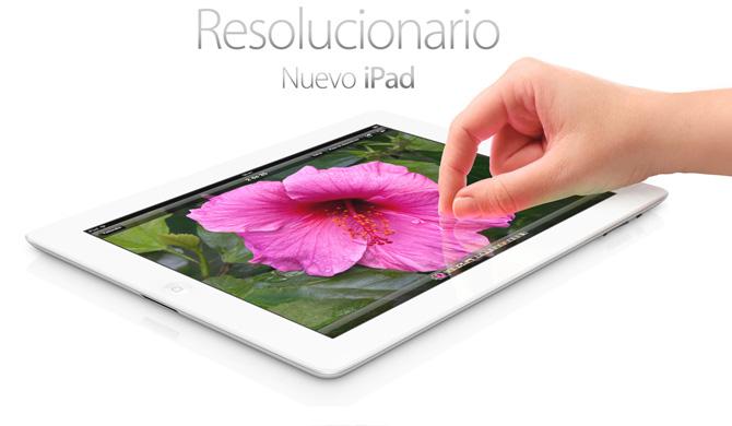 Apple presenta el nuevo iPad 2