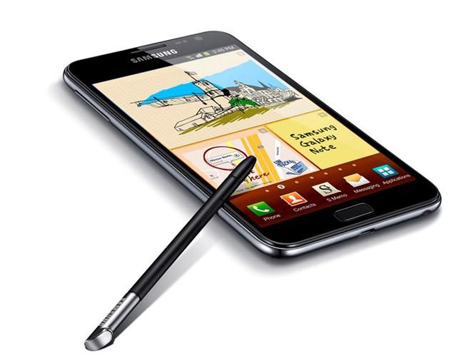 Samsung ha vendido 5 millones de unidades del Galaxy Note 1