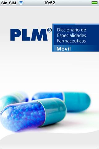 """App PLM """"Diccionario de Especialidades Médicas"""" 1"""