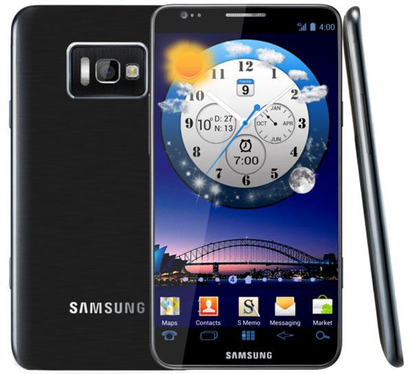 Se confirman nuevas características para el esperado Samsung Galaxy S3 1