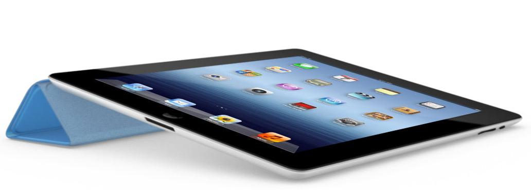 Las existencias para reservas del nuevo iPad, se han agotado 1
