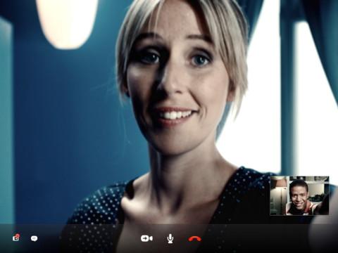 Descarga Skype para iPad, versión 3.8 3