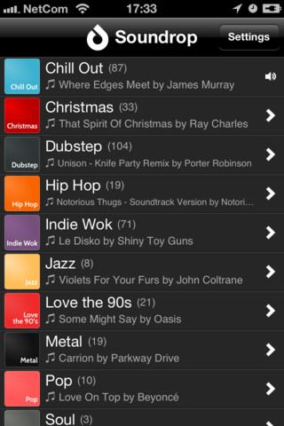 Spotify recibe una actualización y recibe la función crossfading para amenizar nuestras fiestas 7