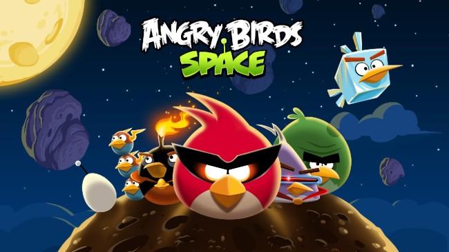Descarga Angry Birds Space 1.1.0 para iPad e iPhone 7
