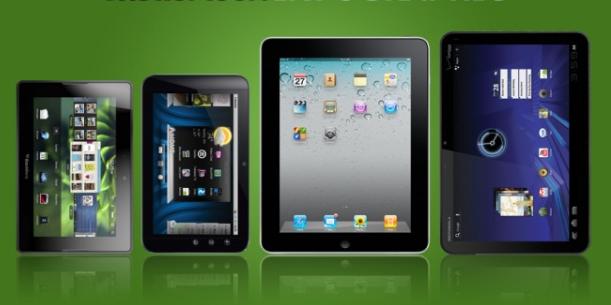 Con el lanzamiento del nuevo iPad, el mercado de las tabletas se pone al rojo vivo  2