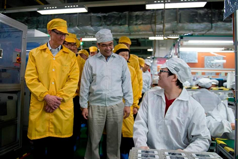 Foxconn prepara la apertura de una planta de fabricación de productos Apple en Brasil 5