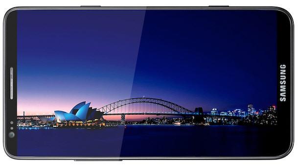 Samsung publica el primer video promocional del Galaxy S III 6