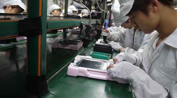 Foxconn prepara la apertura de una planta de fabricación de productos Apple en Brasil 9