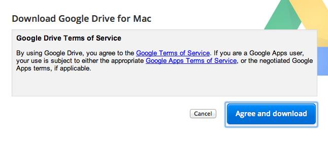 Google Drive para Mac con 5GB gratis