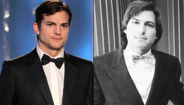 Ashton Kutcher interpretará a Steve Jobs en la pantalla grande 4
