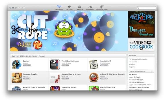 La Mac App Store llega a la cifra de 10.000 aplicaciones disponibles 9