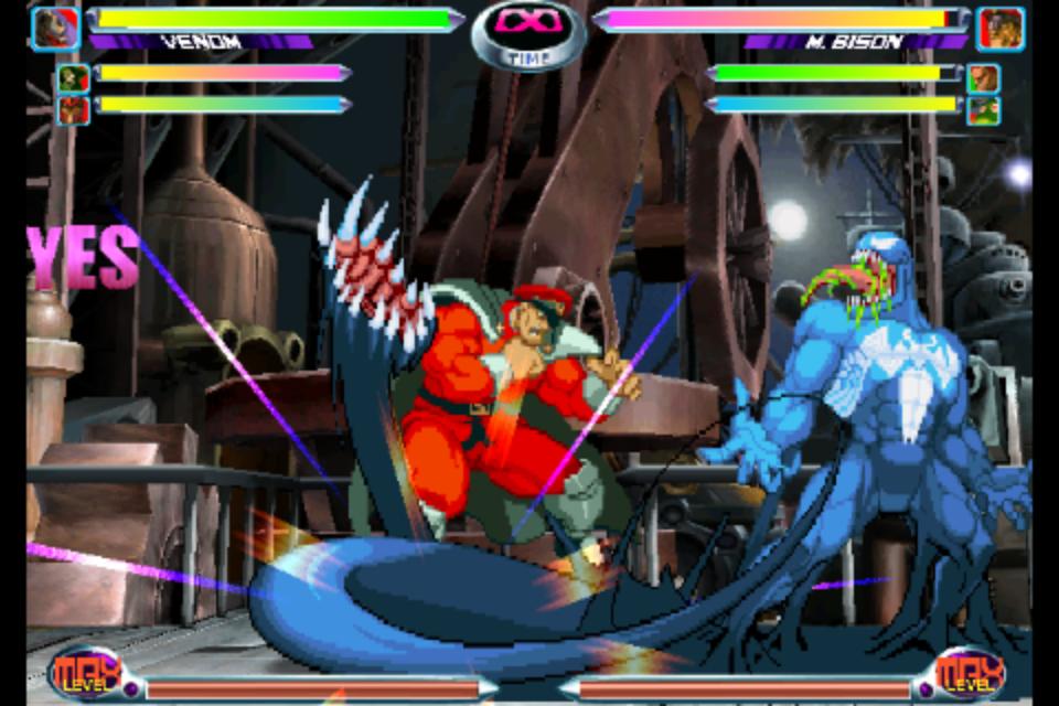 Marvel vs Capcom 2 estará disponible en la App Store desde el próximo miércoles 3