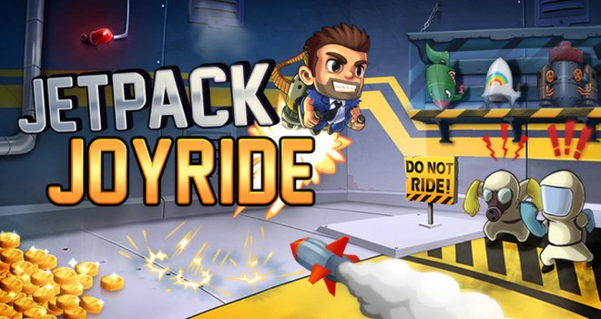 Jetpack Joyride ya esta disponible en Facebook 9