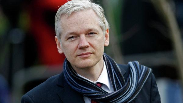 Reino Unido autorizo la extradición de Julian Assange a Suecia 1