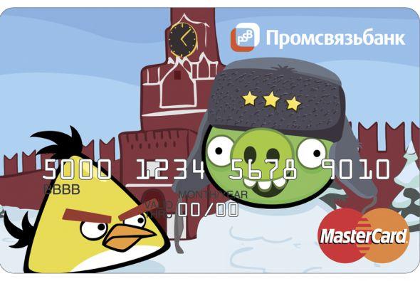 Angry Birds cumple 2 años y ellos traen los regalos 1